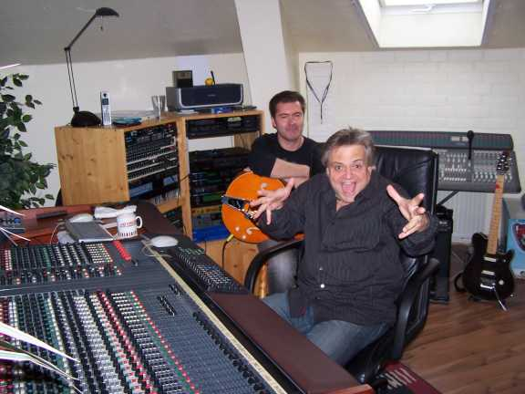Tonstudio Regie mit Guido Jukeboys