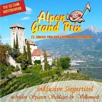 Album CD zum 22. Alpen Grand Prix 2014