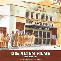 Album CD Die alten Filme Soundtrack