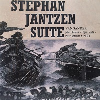 Album CD Stephan Jantzen Suite