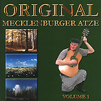Album CD Original Mecklenburger Atze Volume 1