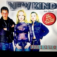 Maxi Single CD New Kind - Unique